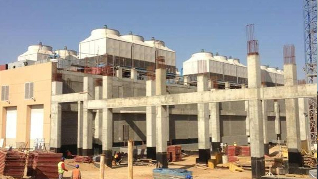 CFC District Cooling & Cogeneration Plant - Phase 2 - Design Build Services New Cairo, Egypt