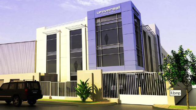Universal Factory Oil Service Station (6,000 sq m) 6th of October, Egypt