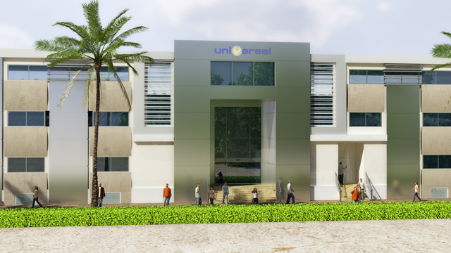 Universal Group New Factory (25,000 sq m) 6th of October, Egypt