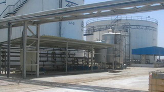 Extension of Nubaria Evaporation Plant (Dry Yeast Building), 2nd Industrial Zone, New Nubaria City, Egypt